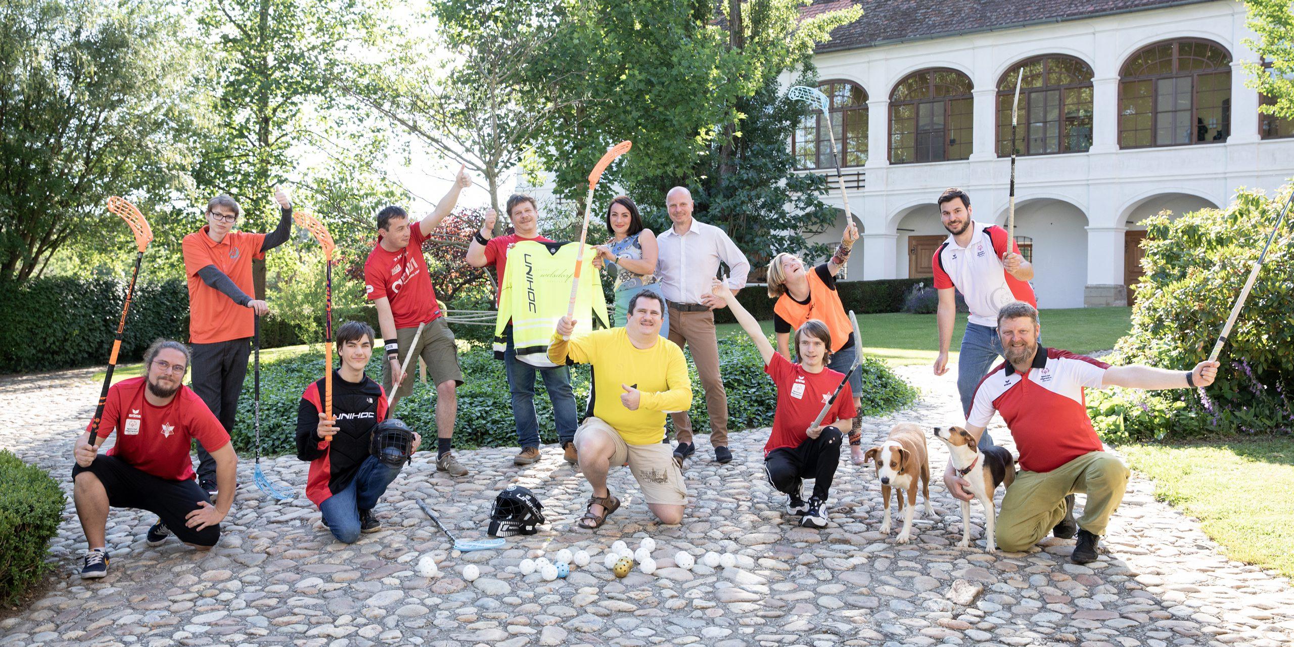 Gruppenfoto 1 von Sarah Raiser